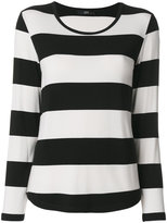 Steffen Schraut striped top