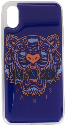 Kenzo Tiger iPhone X case