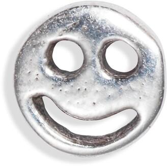 Bing Bang Smiley Face Stud Earrings