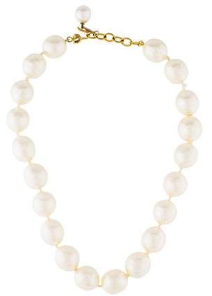 Chanel Faux Pearl Strand