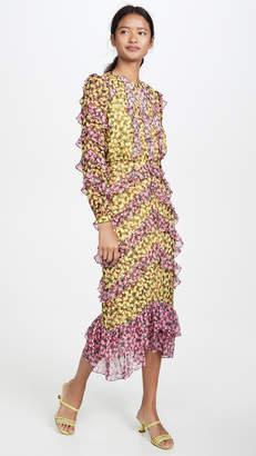 Saloni Victoria Dress