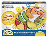 Learning Resources Multicultural Food Set