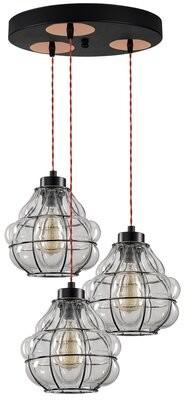 Williston Forge Kruger 3 Light Lantern Geometric Chandelier Shopstyle