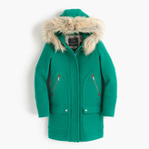 J.Crew Chateau parka in stadium-cloth