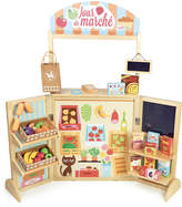 Vilac Wooden Market with 30 Accessories