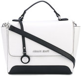 Armani Jeans Mano shoulder bag - women - Polyester - One Size