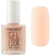 Forever 21 Peach Gel Nail Polish