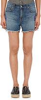 """Sandrine Rose Women's """"The Short"""" Shorts-BLUE"""