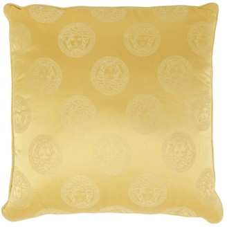 Versace Medusa Royale Silk Pillow