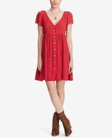 Denim & Supply Ralph Lauren Button-Front Dress