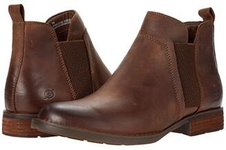 Børn Brenta (Black Full Grain) Women's Boots