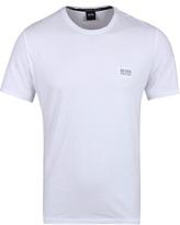 Boss Mix & Match White Jersey Short Sleeve T-shirt