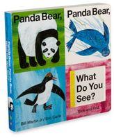 Eric Carle Slide and Find: Panda Bear, Panda Bear, What Do You See? Board Book