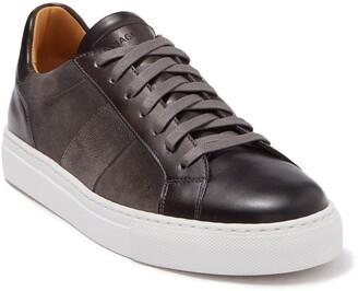 Magnanni Commando Leather Sneaker