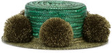 Eshvi - Jupiter hat - women - Wool/Straw - S