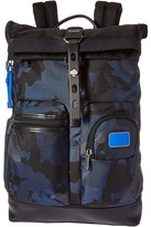Tumi Alpha Bravo Luke - Roll-Top Backpack Backpack Bags