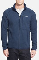 Patagonia Men's 'Better Sweater' Zip Front Jacket