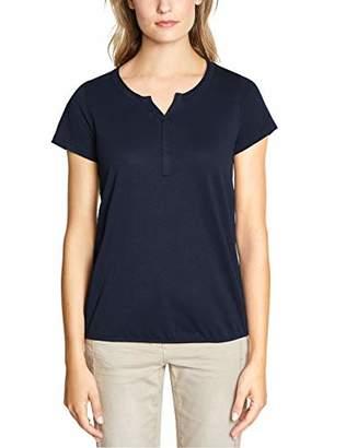 Cecil Women's 313888 T-Shirt, (Ceylon Yellow 11892), Medium