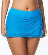 CoCo Reef Solid Mesh Layer Skort Bottom