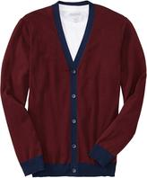 Old Navy Men's Button-Front Contrasting Cardigans