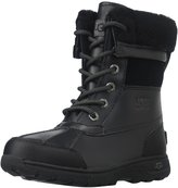 UGG Butte II (Youth) - Black - 2 Youth