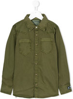 Vingino chest pockets shirt - kids - Cotton - 8 yrs