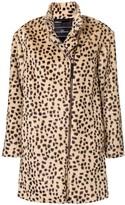 Elasia Leopard Coat