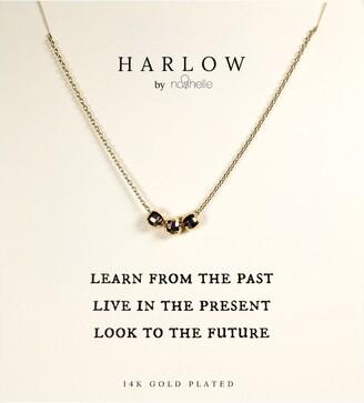 Nashelle Past, Present & Future Boxed Necklace