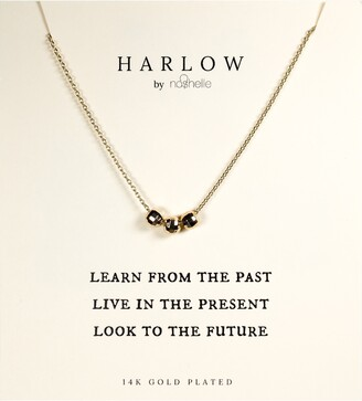 Nashelle Past, Present & Future Boxed Necklace