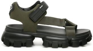 Prada Cloudbust Thunder Sandals