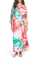 Natori Women's Paraiso Satin Robe