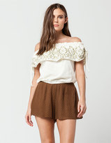 O'Neill x Natalie Off Duty Chloe Womens Shorts