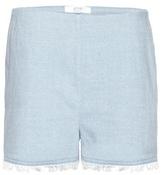Vanessa Bruno Constant Denim Shorts