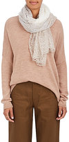 Barneys New York Women's Netted Cashmere-Silk Shawl