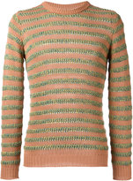 Nuur striped jumper - men - Cotton - 52