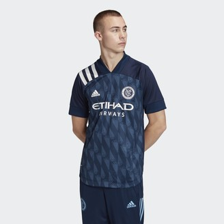 adidas New York City FC Away Authentic Jersey