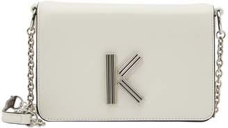 Kenzo K-bag crossbody leather bag