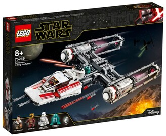 Lego Star Wars Resistance Y-Wing Starfighter