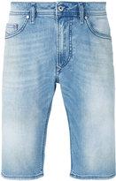 Diesel denim bermuda shorts - men - Cotton/Spandex/Elastane - 30