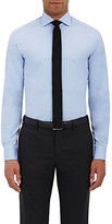 Ralph Lauren Black Label MEN'S END-ON-END BUTTON-FRONT SHIRT