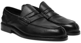 Tricker's Adam Full-Grain Leather Penny Loafers