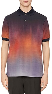 Paul Smith Slim Fit Ombre Polo