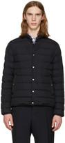 Moncler Black Down Cyclope Jacket