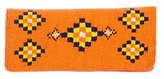 Tory Burch Bead-Embellished Canvas Clutch