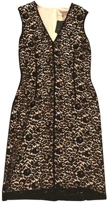 Lanvin Black Lace Dress for Women