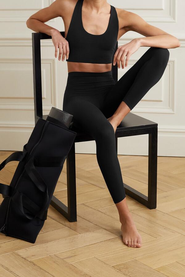 Thumbnail for your product : Splits59 Sara Stretch Sports Bra - Black