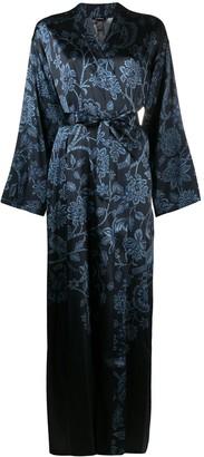 La Perla Tree Of Life robe