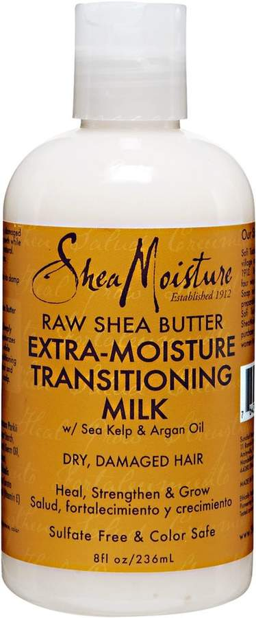 Shea Moisture Sheamoisture Extra Moisture Transitioning Milk