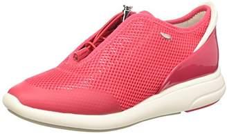 Geox Women's D Ophira D Flatform Pumps red Size: 6