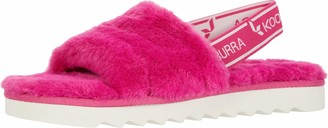 Koolaburra by UGG Kid's Fuzz'N Sandal